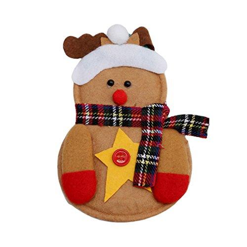 ULAKY Christmas Tableware Holder Christmas Decoration