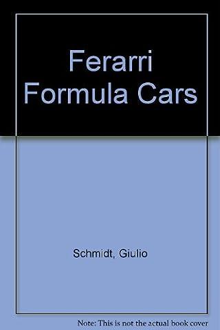 Ferrari Formula Cars - Giulio Ferrari