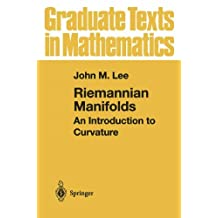 Riemannian Manifolds: An Introduction to Curvature