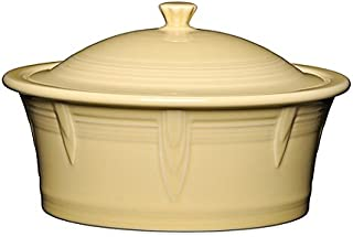 product image for Fiesta Large Covered Casserole Dish 90oz - Ivory