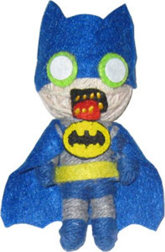 Originals Green Lantern DC Comics Batman Zombie String Doll Keychain