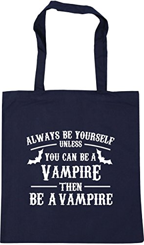 Beach Gym French can yourself HippoWarehouse 42cm be then Shopping Always Bag Navy a unless a you be Tote be vampire x38cm vampire 10 litres wqqZXaB