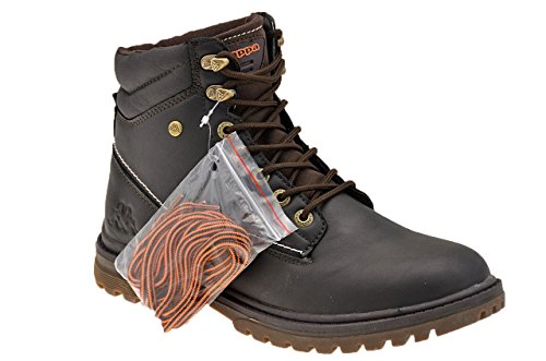 Kappa Verbose Boots New Mens Shoes Brown KZfqR