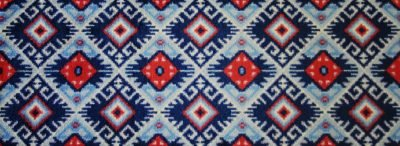 Southwestern Mat Studio 67 Wash + Dry, 27.5 x 75 inches by Studio 67