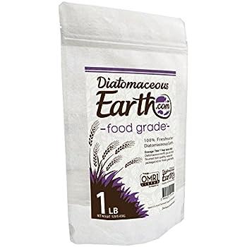 Nature S Wisdom Food Grade De Diatomaceous Earth  Lb