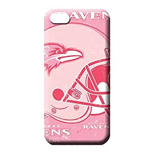MMZ DIY PHONE CASEipod touch 5 Durability Pretty phone Hard Cases With Fashion Design mobile phone shells baltimore ravens nfl football
