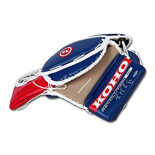 Patrick Roy Signed Autographed Authentic Koho Goalie Trapper Canadiens UDA (Goalie Trapper)