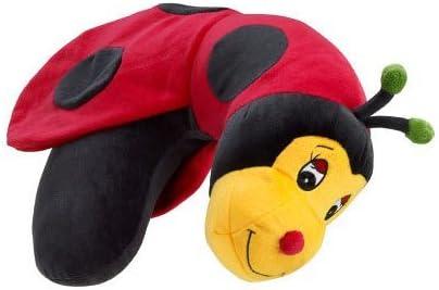 Kid's Travel Ladybug Pillow