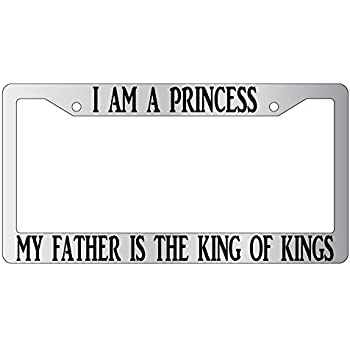 Amazon.com: I Am A Princess My Father Is The King Of Kings High ...