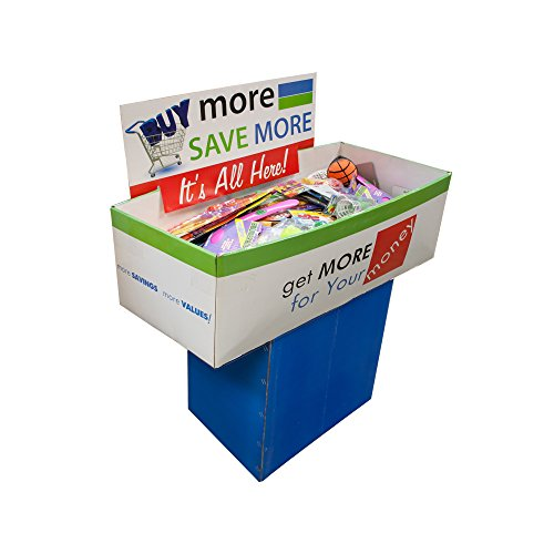 123-Wholesale - Set of 144 Spring and Summer Toy Dump Display - Pallets & Dump Displays Dump Displays by 123-Wholesale