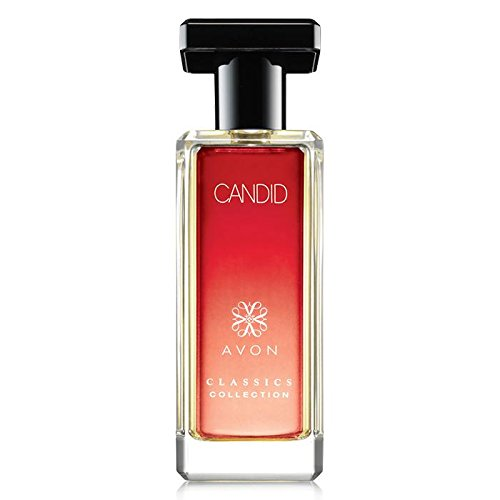 Avon Candid Cologne Spray   Classics Collection 1 7 Fl Oz   50 Ml