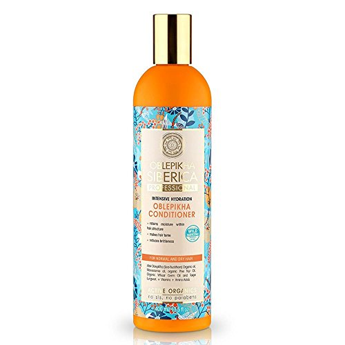 Natura Siberica Professional Oblepikha Conditioner for Normal & Dry Hair 400ml