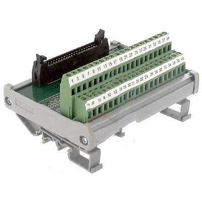 40p Printer (DIN Rail Terminal Blocks Interface Mod FBK40 Ribbon Cable 40p)