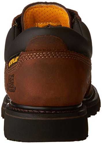 Scarpa Stringata Caterpillar Mens Ridgemont Marrone