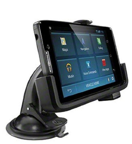 Motorola Razr Cradle - Motorola HD Vehicle Navigation Dock for Motorola DROID RAZR HD/RAZR MAXX HD - Retail Packaging