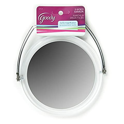 Goody 2 Sided Shaving Mirror -- 6 per case. (Goody Two Sided Mirror)
