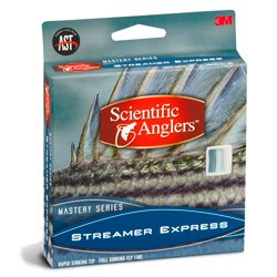 Scientific Anglers Mastery Streamer Express Clear Tip Fly Line350 (Mastery Streamer Express)