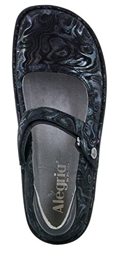 Flat Jane Mary Alegria Belle Women's Slickery UC7qSS