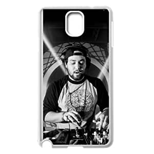 Deorro Samsung Galaxy Note 3 Cell Phone Case White Hyazv