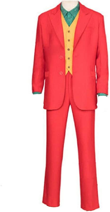 Joaquin Phoenix Joker - Disfraz para Arthur Fleck Cosplay 2019 ...