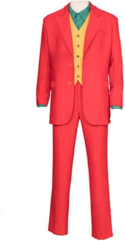 Amazon.com: Disfraz de payaso para hombre Joaquin Phoenix ...