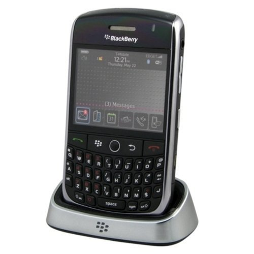 Blackberry Curve 8900 Charging Pod - Original OEM ASY-14396-007 - Blackberry Javelin