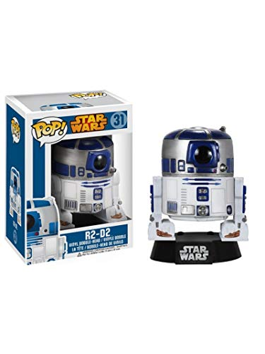 STAR WARS R2-D2 Vinyl Figure 31 Funko Pop! Estan