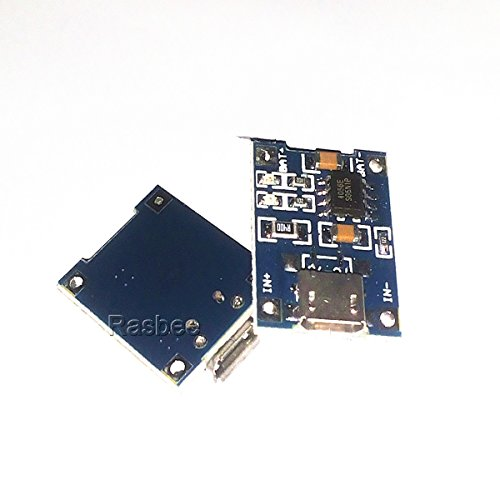 TP4056 Charging Board Charger for Module Arduino - 3