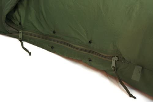USMC MILITARY MODULAR SYSTEM- GREEN PATROL SLEEPING BAG