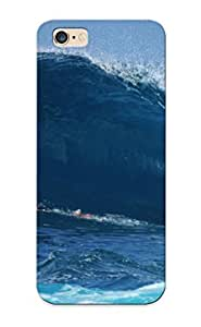 Appearance Snap-on Case Designed For Iphone 6 Plus- Surfing Surf Ocean Sea Waves Extreme Surfer (30) (best Gifts For Lovers)