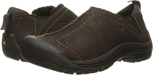 KEEN Women's Kaci Winter Waterproof Shoe, Peat, 9 M US
