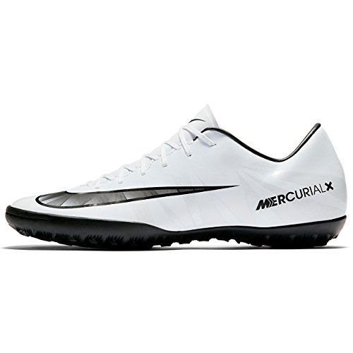 NIKE MercurialX Victory VI CR7 TF Men's Soccer Turf Shoe (9 D US) (Soccer Shoes Turf Men)