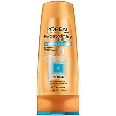 L'Oreal Paris Hair Expert Extraordinary Oil Conditioner, Daily ...