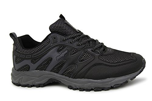 Chaussures De Course J-hayber Trail Homme Noir Noir Noir Taille: 46