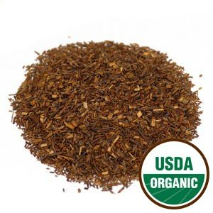 Starwest Botanicals Organic Rooibos Tea Cut & Sifted, 1 Pound by Starwest Botanicals
