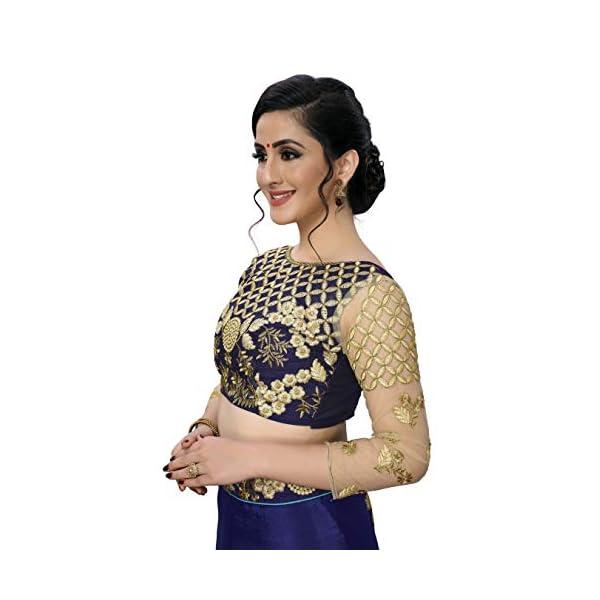 Sunshine Fashion Women's Paithani Tussar Silk Saree