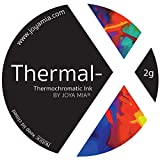 ThermalX Thermochromic Ink mood color changing
