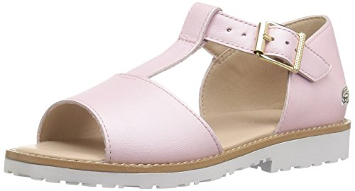 Lacoste Kids' Jardena Sandal 117 1 Cai Flip Flop - Light ...