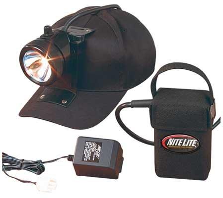 Nite Lite Rechargeable Nite Sport II 6 Volt Hunting Light