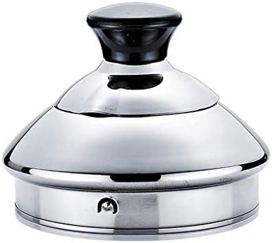 Home Fashion 4L 5L Fluitketel Inductiekookplaat Algemeen keukengerei 3L RVS Kettle Kettlebell (Maat: 5L)