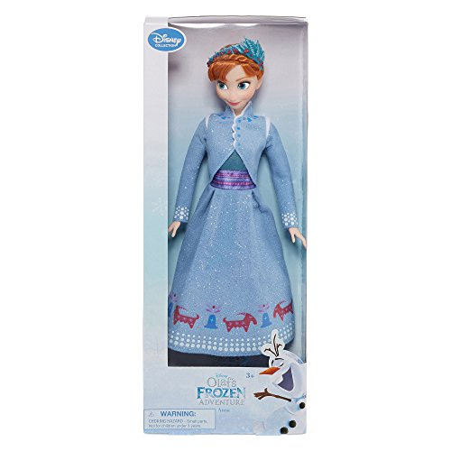 Disney Collection Frozen Anna 12 Inch Classic Doll Olaf's Frozen Adventure