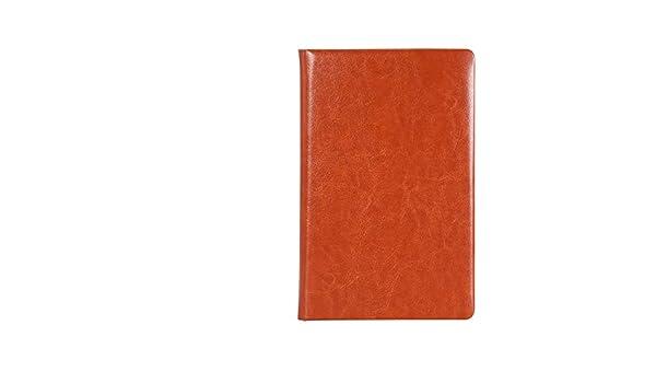 Juego de diario de cuero Marcador hecho a mano, cuaderno de ...