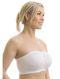 Carole Martin women's Wire Free Strapless Comfort Bra