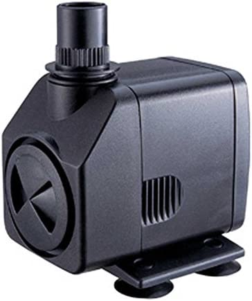 Fountain Tech 250GPH 120V Submersible Pond or Fountain Pump 12 FT Cord FT-250 by Fountain Tech