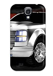 New Snap-on DanRobertse Skin Case Cover Compatible With Galaxy S4- Ford F 250 Super Chief Fa Wallpaper