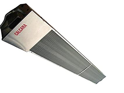 Calcana PH 75 HO 10u0027 Gas Patio Heater Ceiling Mount Straight Down