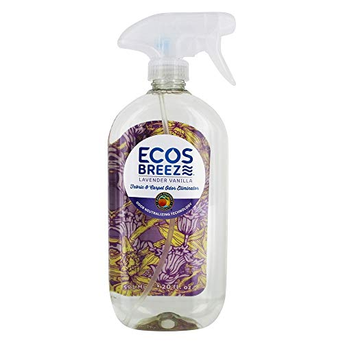 Earth Friendly Eco Breeze Fabric Refresher Lavender Mint -- 22 fl oz