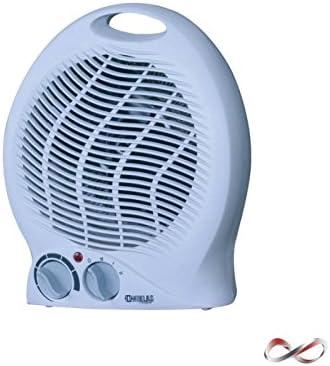 Kekai KT0589 - Calefactor Electrico Termoventilador Blanco: Amazon ...