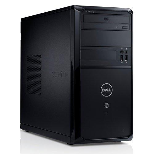 Dell Vostro 230 MiniTower - Intel Core 2 Duo 3.0GHz, 500GB HDD, 4GB DDR3, Windows 7 Pro 64-bit, WiFi, DVD/RW (Certified Refurbished) (Dell Vostro Mini Tower)