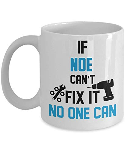 IF NOE CAN'T FIX IT, NO ONE CAN 11oz Mugs ()